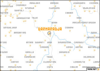 map of Darmaradja