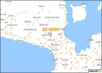 map of Dayapan