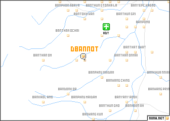 map of Dban Not