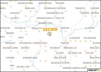 map of Dechra