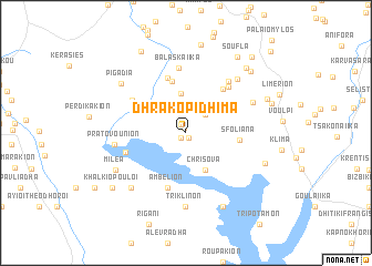 map of (( Dhrakopídhima ))