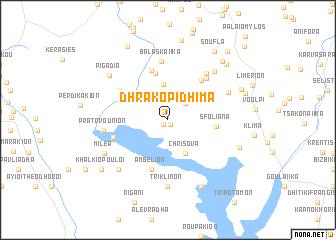 map of (( Dhrakopídhima ))