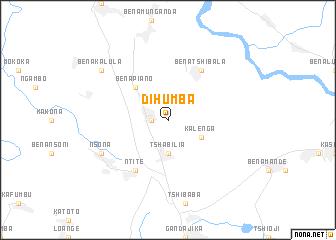 map of Dihumba