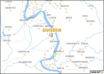 map of Divisoria