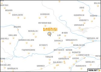 Dmanisi Georgia Map.Dmanisi Georgia Map Nona Net