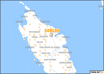 map of Dobdoh