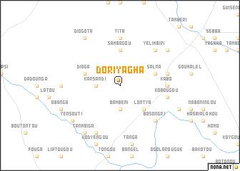 map of Dori Yagha