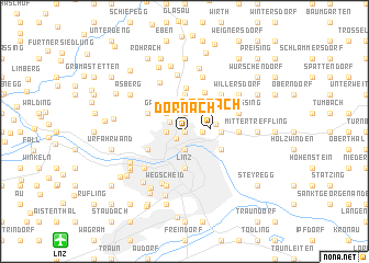 map of Dornach
