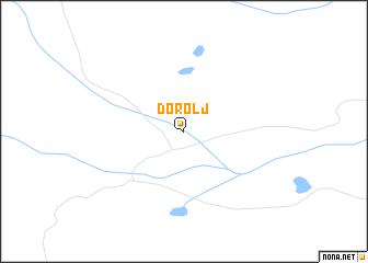 map of Dorolj