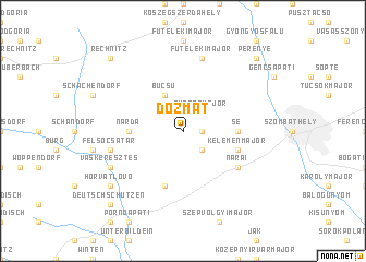 map of Dozmat