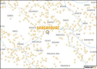 map of Draganovac
