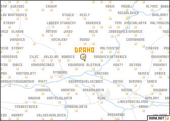 map of Draho