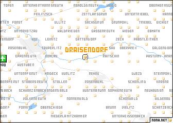 map of Draisendorf