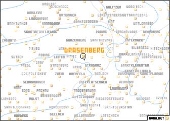 map of Drasenberg