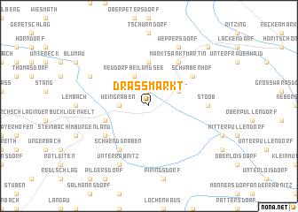 map of Drassmarkt