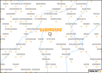 map of Duampompo