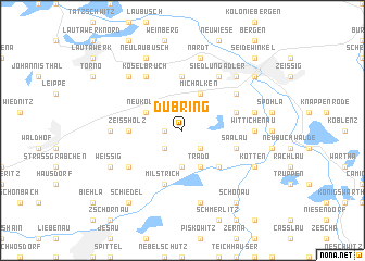 map of Dubring
