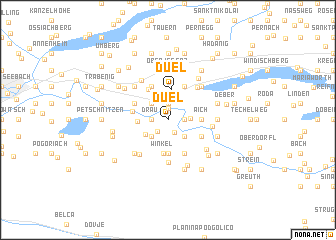 map of Duel