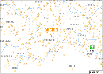 map of Dugi Do