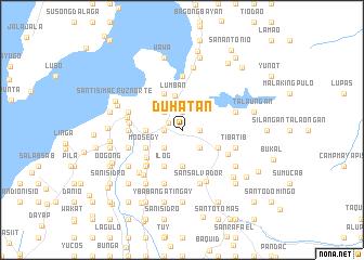 map of Duhatan