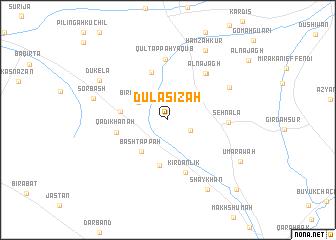 map of Dūlāsīzah