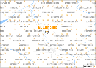 map of Dulmading