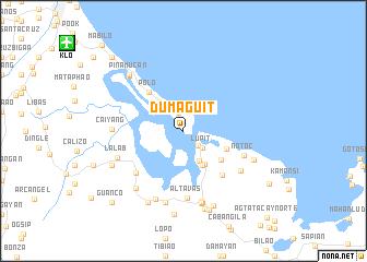 map of Dumaguit