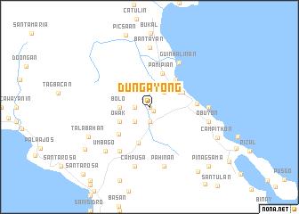 map of Dungayong