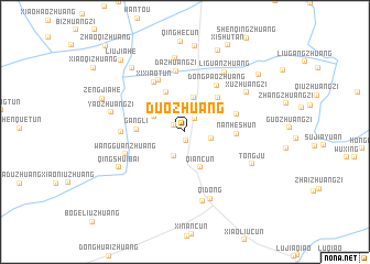 map of Duozhuang