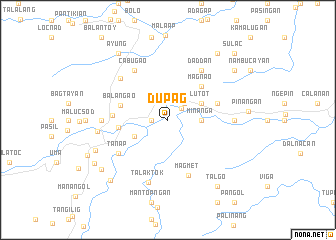 map of Dupag