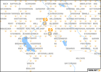 map of Ed