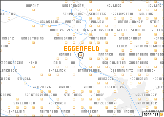 map of Eggenfeld