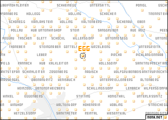 map of Egg