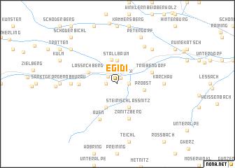 map of Egidi