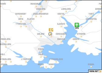 map of Eg