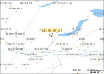 map of Eichhorst