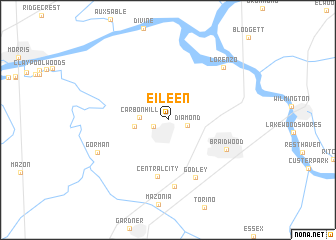 map of Eileen