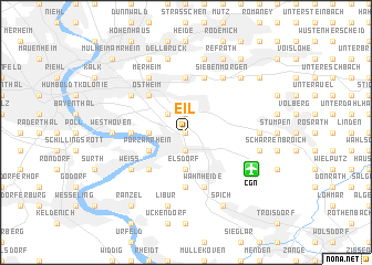 map of Eil
