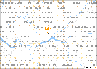 map of Eja