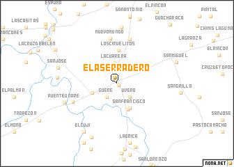 map of El Aserradero