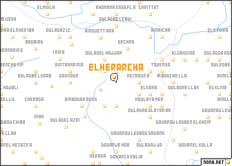 map of El Herarcha