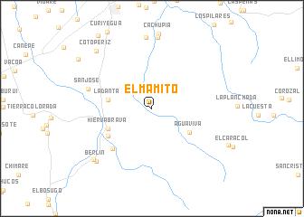 map of El Mamito