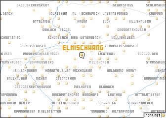 map of Elmischwang