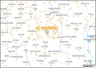 map of El Mouâssel