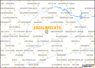 map of Engelbrechts