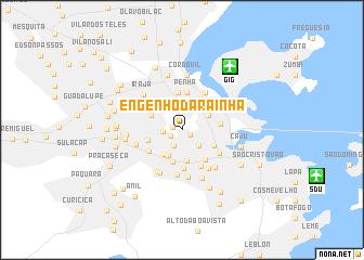 map of Engenho da Rainha