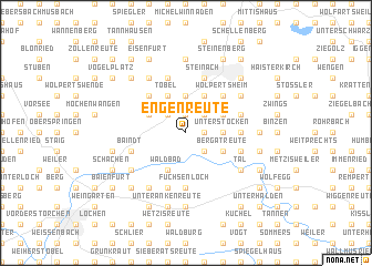 map of Engenreute