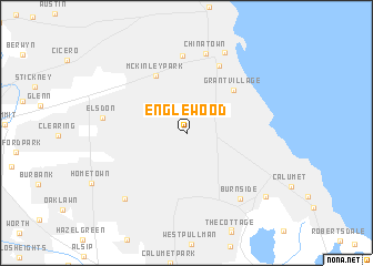 map of Englewood