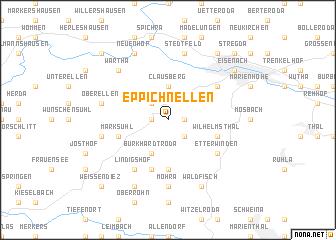 map of Eppichnellen