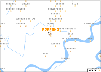 map of Erregha